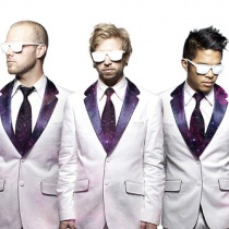 dj - The Glitch Mob