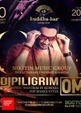 DJ Piligrim - афиша