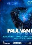 Paul Van Dyk, 9 декабря 2017, Москва, ИЗВЕСТИЯ HALL