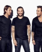 Axwell, Sebastian Ingrosso, Steve Angello, Swedish House Mafia, Хаус Мафия