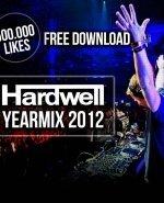 Hardwell, скачать бесплатно Hardwell, Hardwell Yearmix 2012, Yearmix 2012 скачат
