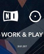 Серия меропритий Work & Play