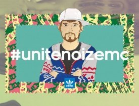 adidas Originals Unite All Originals, adidas Originals Noize MC, Noize MC