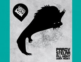 Parov Stelar All Night Umek Remix, Parov Stelar All Night, Parov Stelar, Parov S