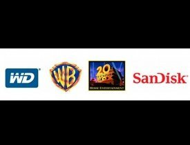 Home Entertainment Group, SanDisk, Western Digital