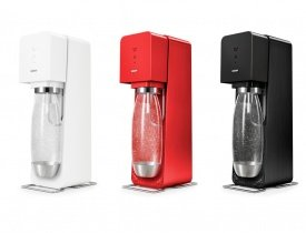 SodaStream Source Metal Edition, SodaStream, SodaStream цена