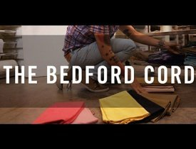 Fashion - Levi's: collection The Bedford cord