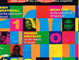 Первое голосование DJ Mag Top 100 DJs