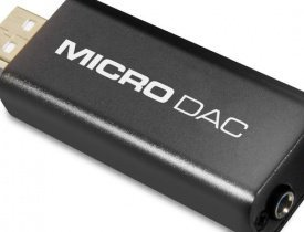 Инфо PRO техники - M-Audio Micro DAC USB-ЦАП