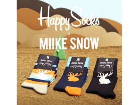 Miike Snow, Happy Socks, Miike Snow Happy Socks, Miike Snow носки
