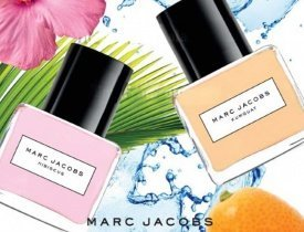 Marc Jacobs Splash Tropical 2012, Marc Jacobs Hibiscus, Kumquat, Rain, 2012