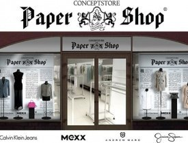 Fashion news - Аутлет PAPERSHOP