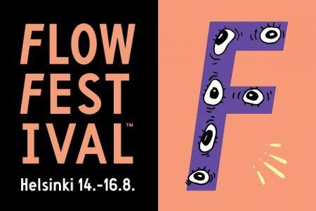 00-е - FLOW #13 пройдет в Хельсинки с 12 по 14 августа