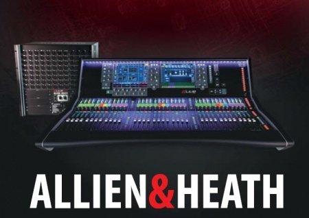 Allen & Heath  dLive – новый цифровой концертный микшер - PRO Аудио